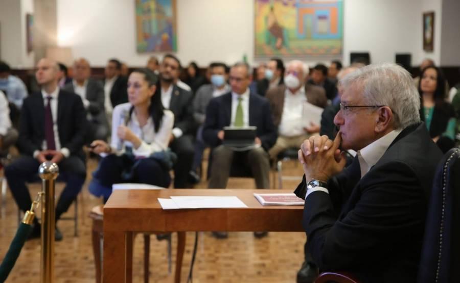 Alistan protocolo durante reuniones de gabinete tras positivo a COVID-19 de Jesús Ramírez