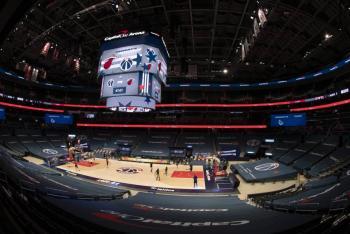 NBA pospone dos juegos más por rastreo de COVID-19