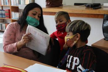 Confirman primer contagio de cepa RU en Tamaulipas