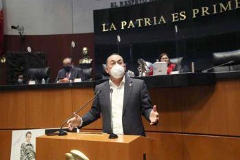 PAN en el Senado exige a AMLO intervenir en el conflicto de Notimex