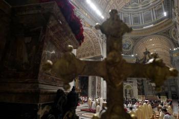 """""""Fake news"""", apagón en el Vaticano y supuesta detención del Papa Francisco"""