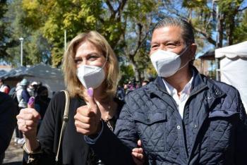Octavio Pedroza candidato del PAN a la gubernatura de SLP