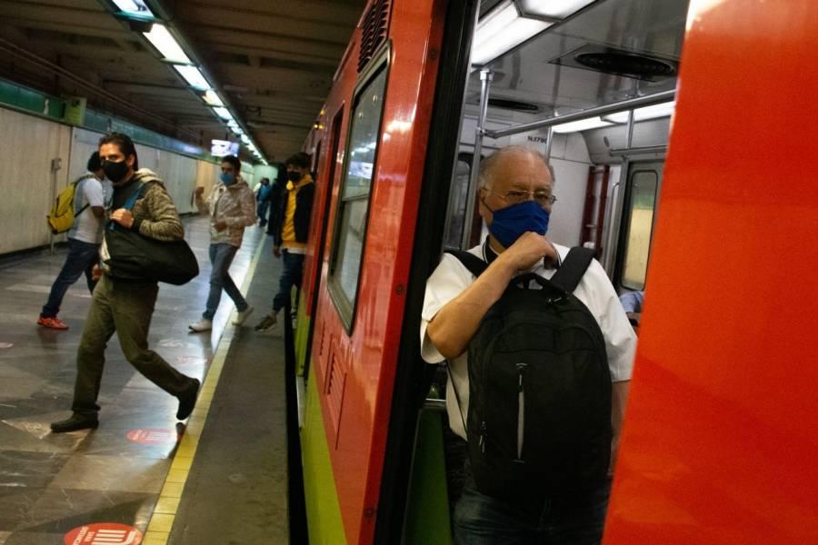 Metro reanuda servicio en Líneas 4, 5 y 6 tras incendio