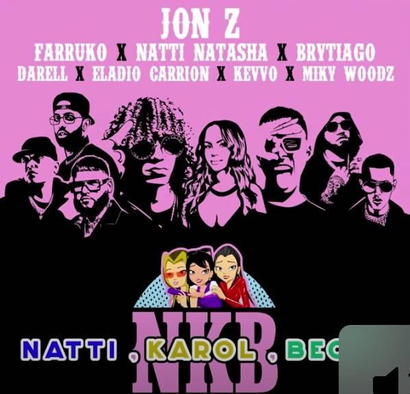 NKB remix tributo de Jon Z a las divas del movimiento urbano, alcanza 3 millones de visitas en YouTube