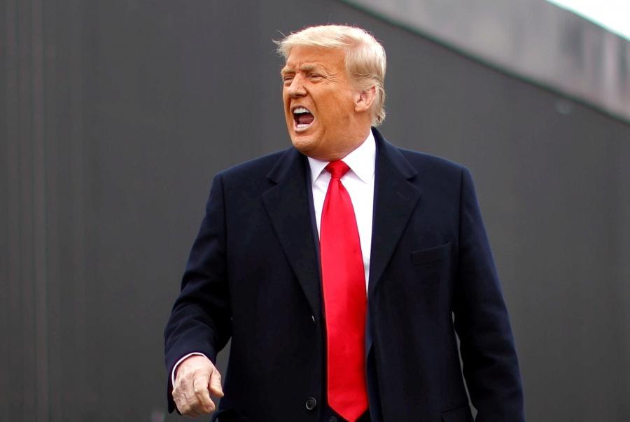 """Trump agradece a AMLO por """"soldados y amistad"""""""