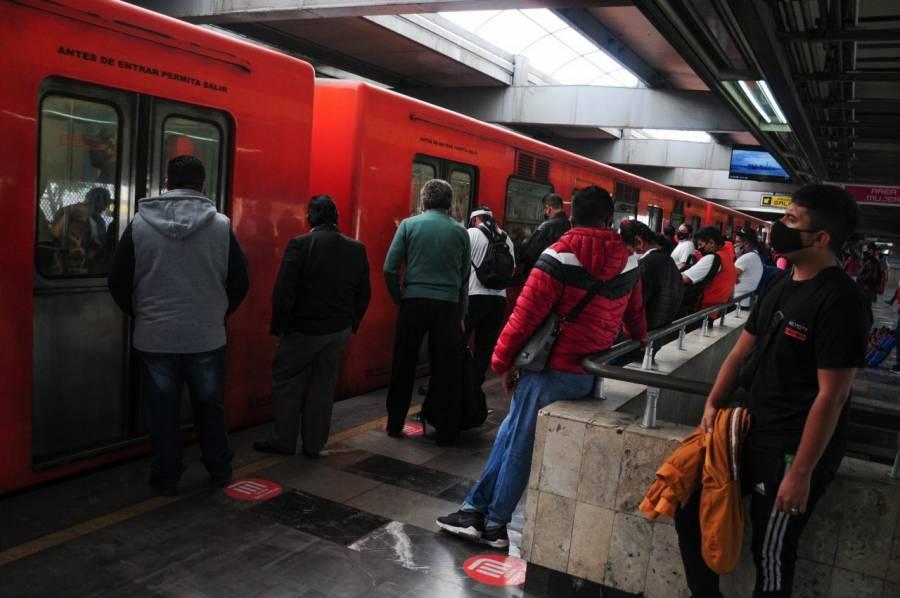 Directora del Metro plantea que líneas 1, 2 y 3, reanuden servicio de forma escalonada a finales de enero