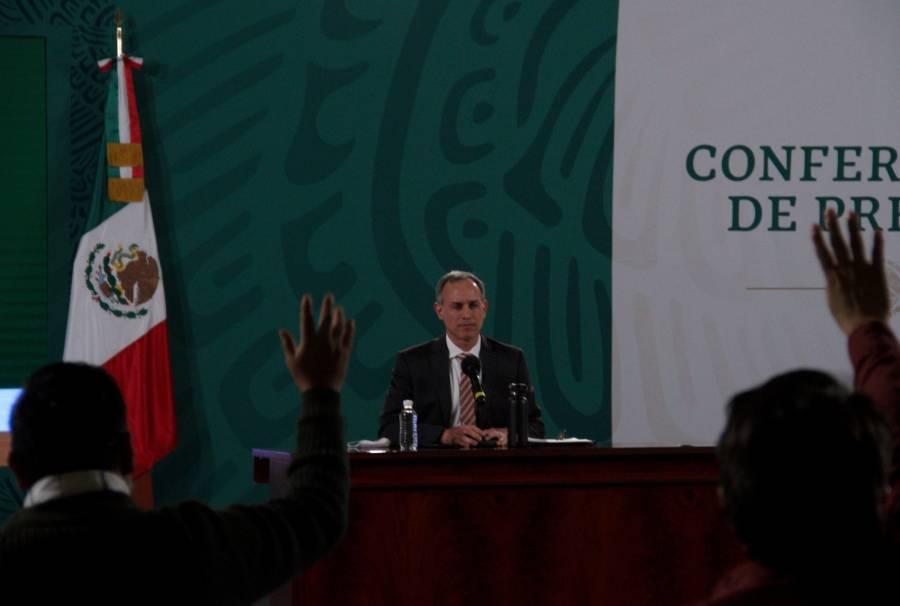 México reporta un millón 556 mil 28 casos de Covid-19 y 135 mil 682 fallecidos