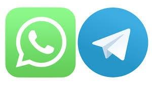 Tras nuevas políticas de WhatsApp, millones se mudan a Telegram