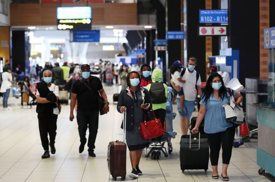 Cae 45.6% llegada de turistas extranjeros: Inegi