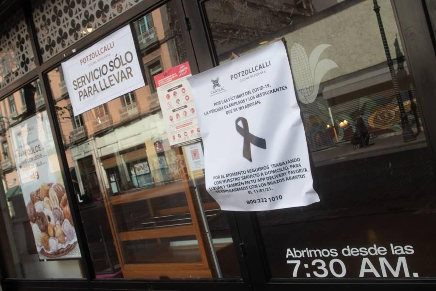 Sheinbaum: restaurantes, fuentes de contagio