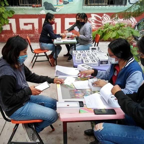 Invita Conafe a las alumnas y alumnos a continuar sus estudios