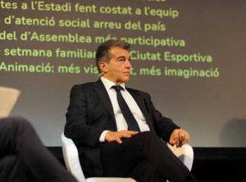 Pese a COVID-19, Laporta pide que se realicen elecciones presidenciales del Barcelona