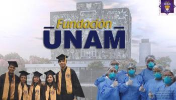 Cumple Fundación UNAM 28 años de caminar de la mano con la Universidad Nacional