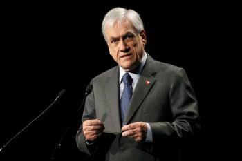 Sebastián Piñera, presidente de Chile, en cuarentena por contacto estrecho con coronavirus