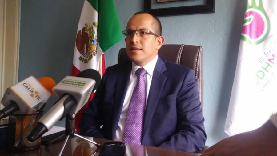 Presidente de la CDHM denuncia a secretario de Morelos por amenazas