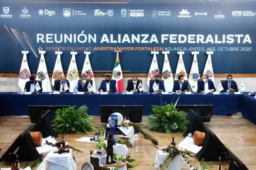 Alianza Federalista advierte que desaparecer organismos autónomos deja indefensa a la población