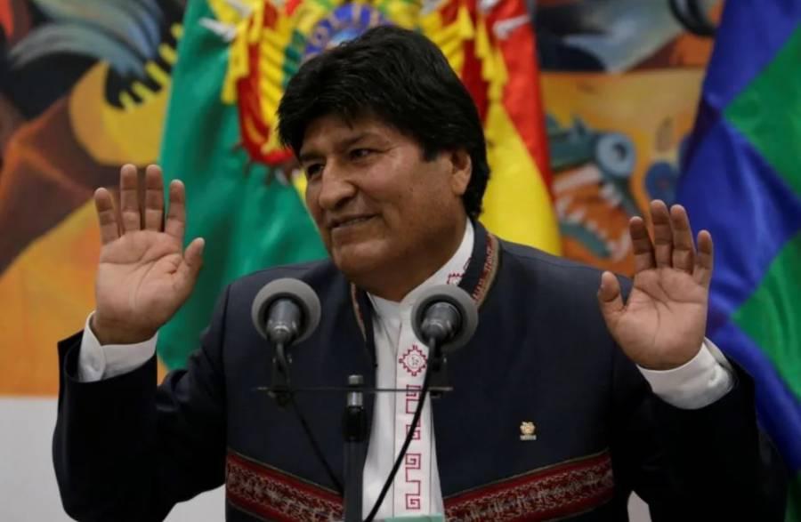 Evo Morales desmiente haber contraído COVID-19