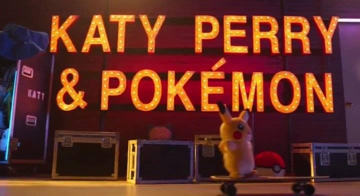 Katy Perry y Pokémon se unen para celebrar el 25 aniversario de la saga