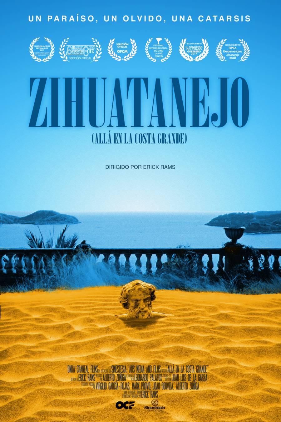 Documental muestra a Zihuatanejo en blanco y negro
