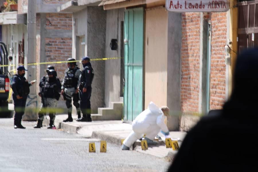 En Guanajuato asesinan a precandidato panista