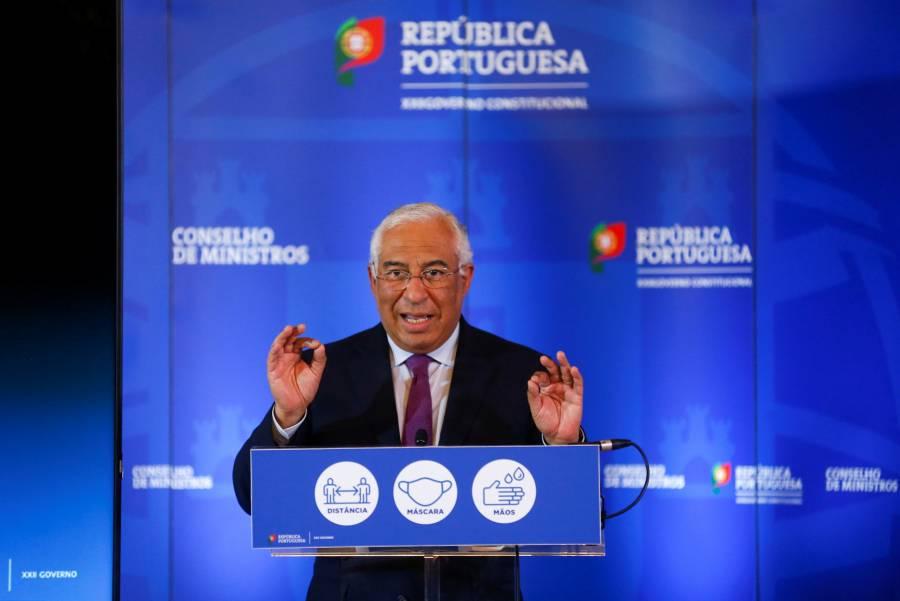 Tras repunte de COVID-19, Portugal ordena confinamiento nacional