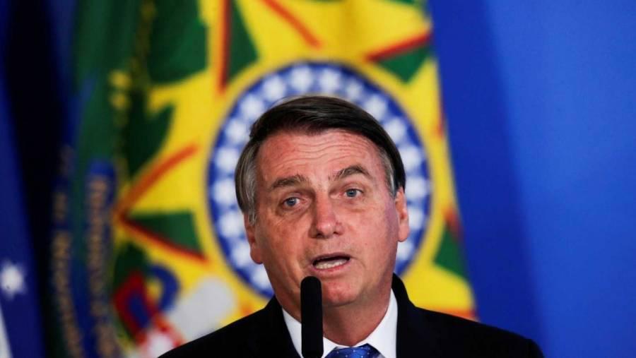 Tuve razón al cuestionar la vacuna china contra el COVID-19: Jair Bolsonaro