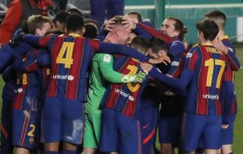 Ter Stegen mete al Barcelona a la final de la Supercopa de España