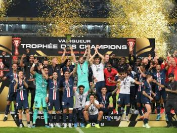 PSG conquista la Supercopa de Francia ante Olympique