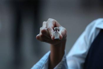 Comienza aplicación de vacuna anti Covid-19 al personal de salud en Chiapas