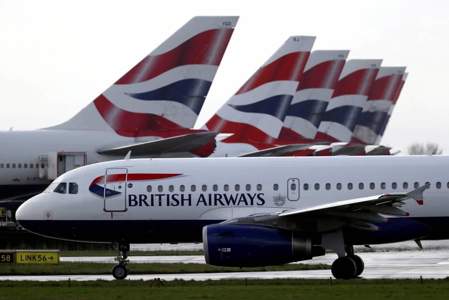Reino Unido prohíbe vuelos desde Sudamérica por variante de COVID-19 en Brasil
