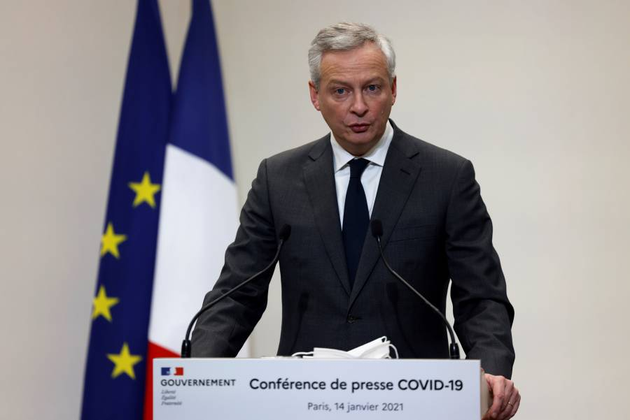COVID-19 obliga a Francia decretar toque de queda en todo el país