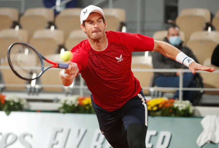 Murray da positivo a COVID-19, y pone en duda su participación en el Abierto de Australia