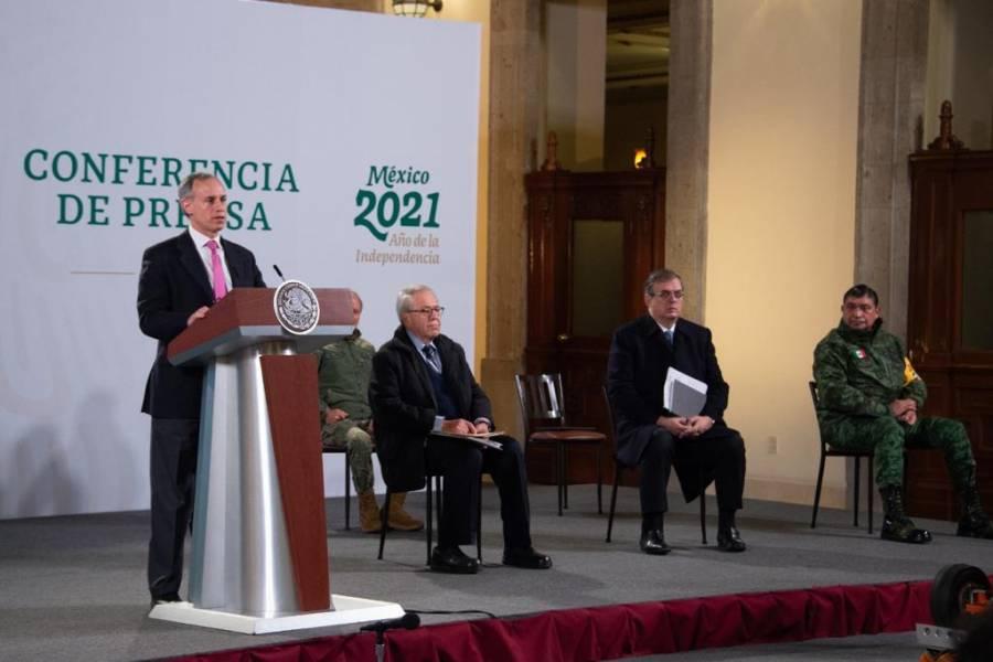 Se vuelve a colocar México en primer lugar de país de América Latina con más vacunados contra Covid-19