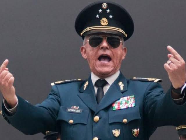 Resuelve FGR exonerar al general Salvador Cienguegos