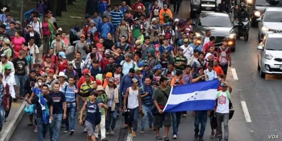 Guatemala declara Estado de Prevención a horas de posible nueva caravana migrante a EEUU