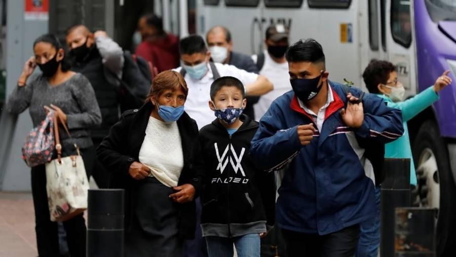 Ante golpe de la epidemia, México propone a Biden crear plan cooperación Centroamérica