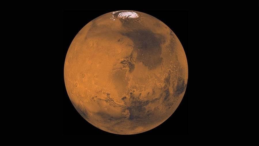 Investigaciones en Marte buscan favorecer la presencia humana en el planeta