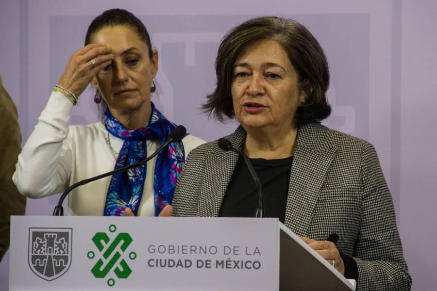 PAN CDMX denuncia a Sheinbaum y a Florencia Serranía por incendio en el Metro