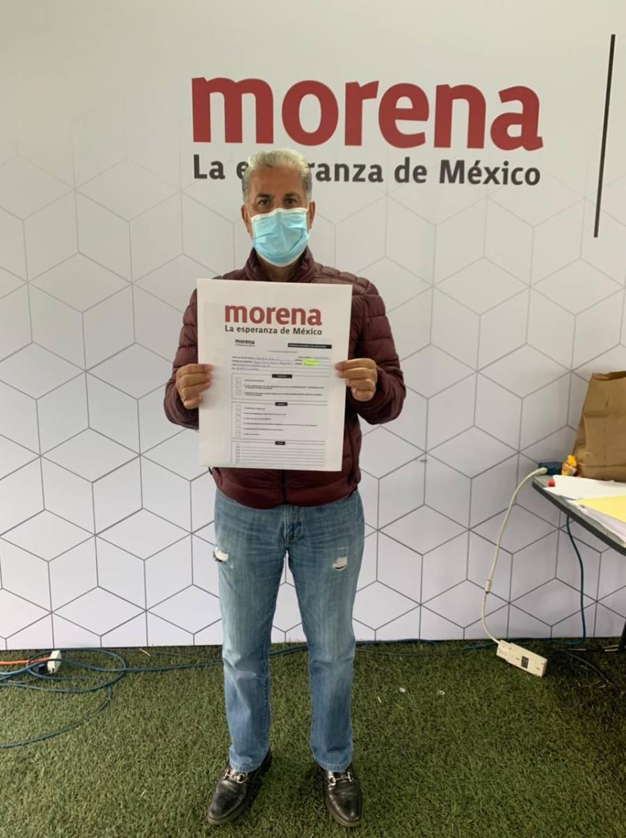 Alejandro Rojas será diputado federal; afirman en Morena que será la punta de lanza del partido