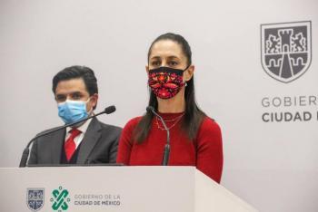 Atenderá CDMX a enfermos de Covid-19 en casa