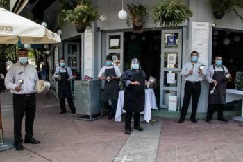 Restaurantes podrán abrir de forma parcial en la CDMX