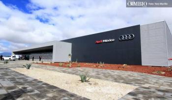 Audi reducirá temporalmente turnos en planta de México por desabasto global de semiconductores
