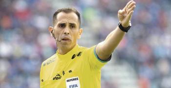 Enrique Santander, arbitro de la Liga MX, regresará a la actividad tras superar Covid-19