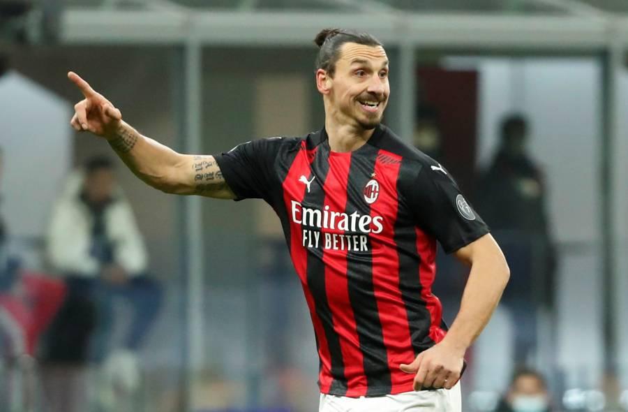Ibrahimovic planea negociar extensión de contrato con el AC Milan