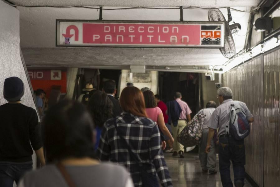 Metro y CFE prueban el suministro eléctrico en la Línea 1