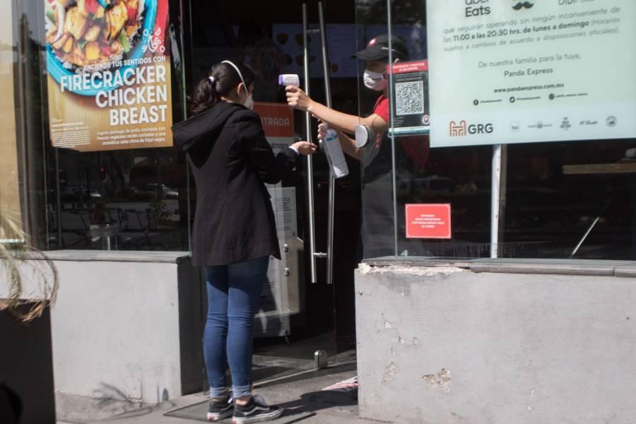 """Con programa """"Reactivar sin arriesgar"""", GobCDMX anuncia reapertura de restaurantes y gimnasios al aire libre"""
