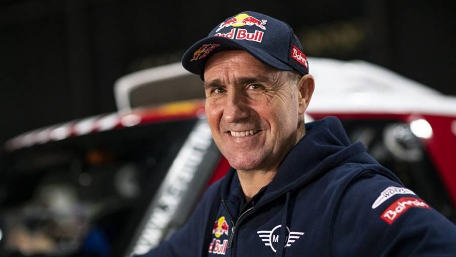Stéphane Peterhansel amplía récord a 14 victorias en el Dakar