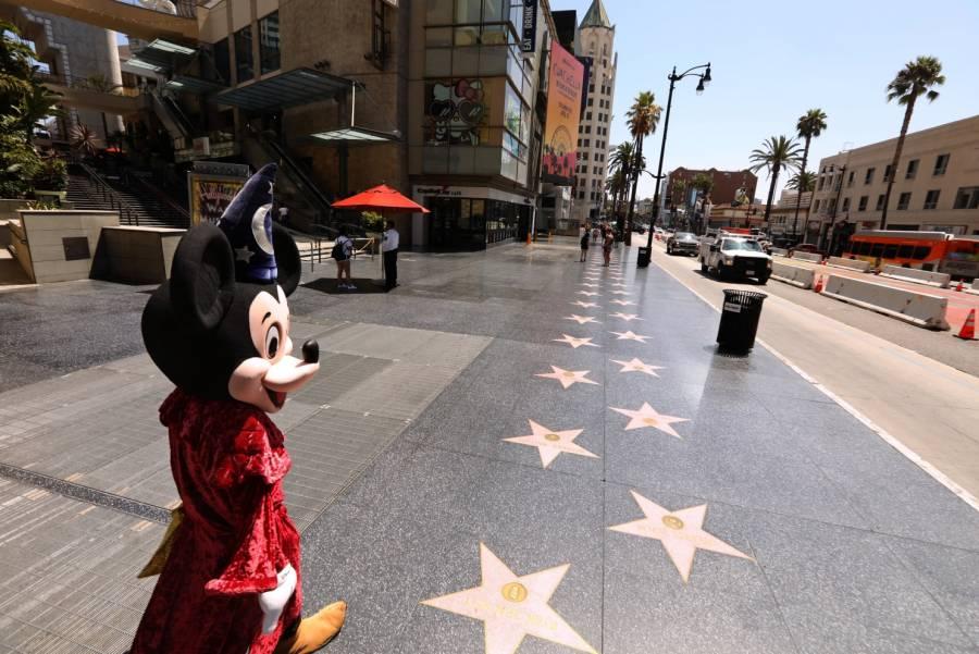 Ingresos de Hollywood se desploman a mínimo de 40 años