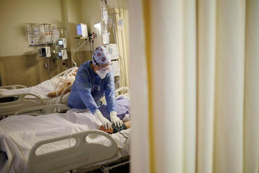 """Ante saturación hospitalaria, también los asegurados buscan """"cama"""""""
