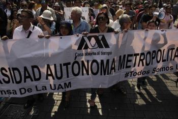 El 1 de febrero, la UAM se iría a huelga